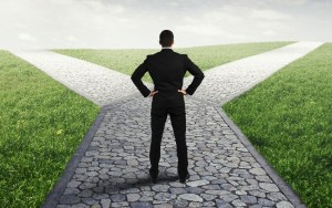 bigstock-Choices-Of-A-Businessman-61835612