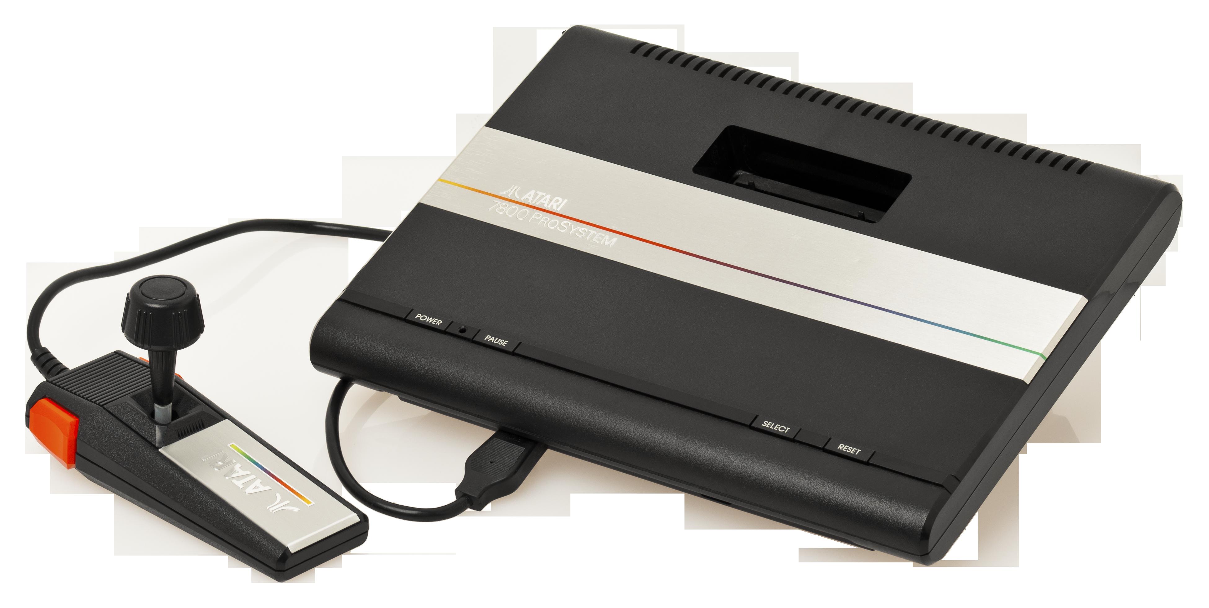Atari-7800-Console-Set