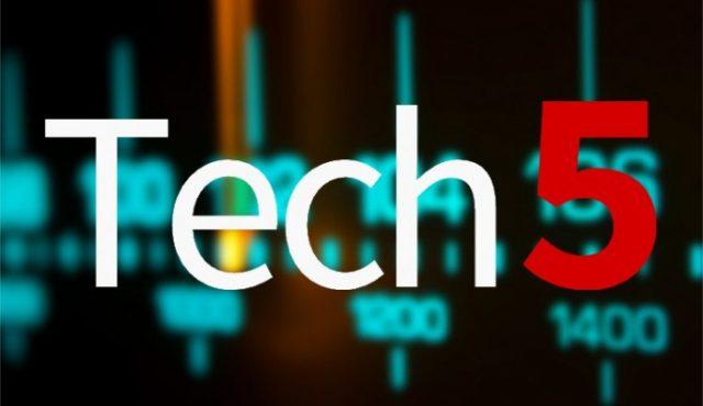 پادکست Tech5: شماره چهاردهم